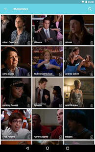 Fandom: Glee- screenshot thumbnail