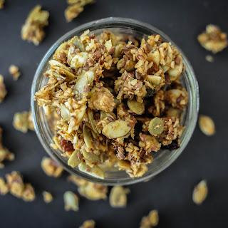 Paleo Pumpkin Spice Granola 3 Ways {nut-free}
