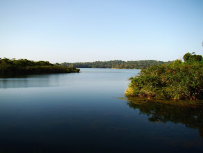 Photo: #004-Le lac Gatun