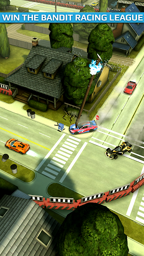 Smash Bandits Racing - screenshot