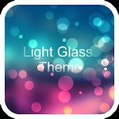 Light Glass-Emoji Keyboard