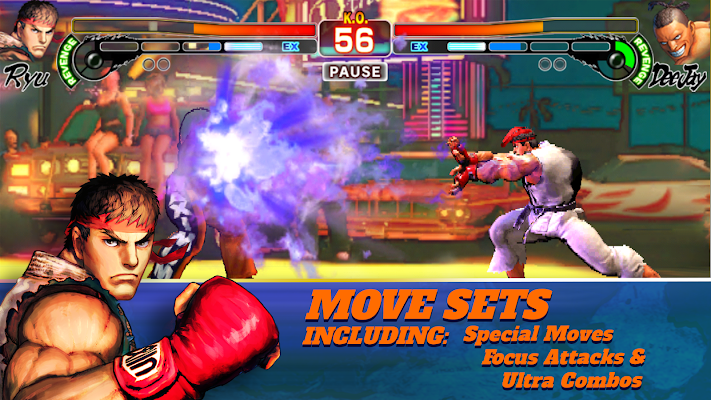 Street Fighter IV Champion Edition Screenshot Image