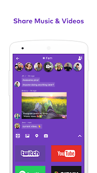 Airtime – Video Chat and Group Message Together Live