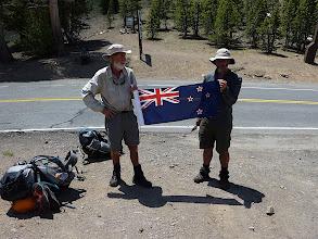 Photo: Kiwi and Doug (from New Zealand)