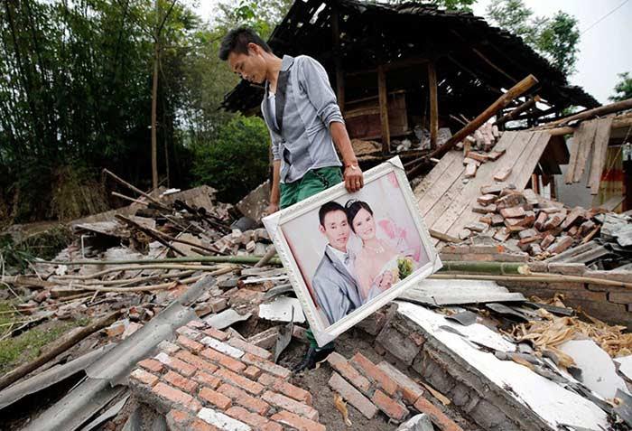 Землетрясение 2008 года в Китае
