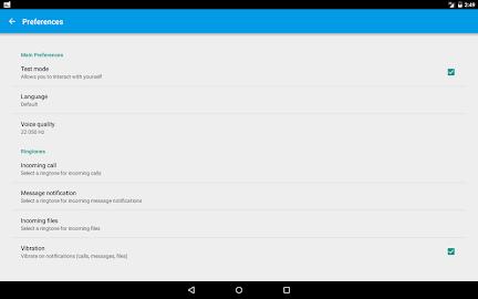 Wi-Fi Talkie FREE Screenshot 10