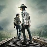 The Walking Dead Lock Screen HD Wallpaper