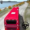 Bus Simulator Public Transport Driving Free Game icon