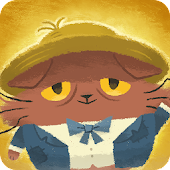 Days of van Meowogh - A new match 3 puzzle game