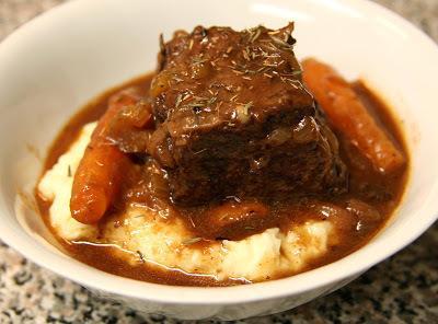 Crockpot Beef Short Ribs Recipe
