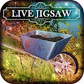 Live Jigsaws - Country Corner