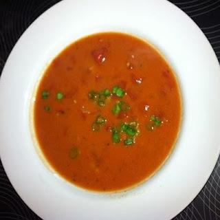 Classic Homemade Tomato Soup