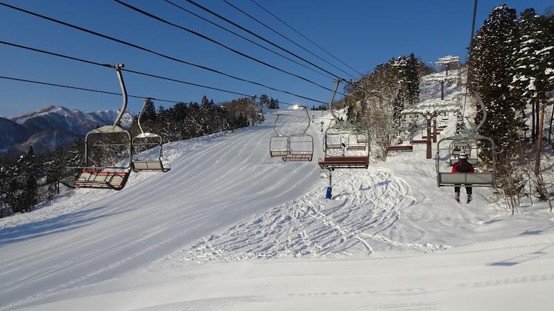 八方尾根スキー場【名木山ゲレンデ】