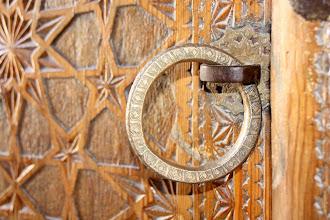 Photo: Day 164 - Doorway Through to  Kalyan Mosque in Bukhara #2