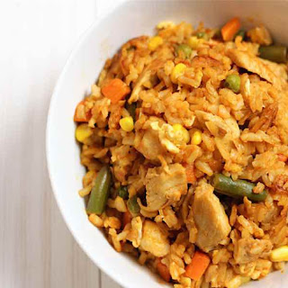 Buffalo Chicken Fried Rice Is Here Solve Your Dinner Dilemma Recipe