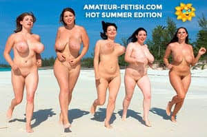 AMATEUR-FETISH.COM_HOT SUMMER EDITION