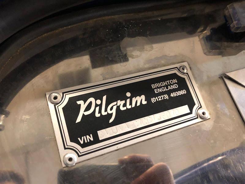 AC Cobra Pilgrim - 1987