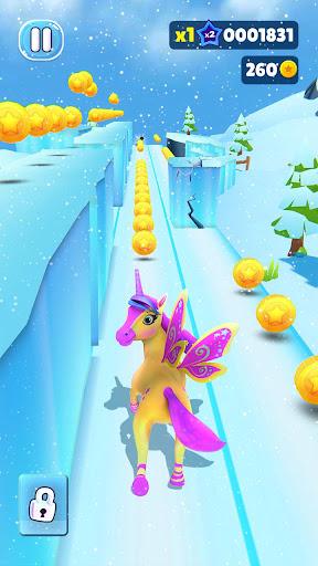 Magical Pony Run - Unicorn Runner 1.5 screenshots 6