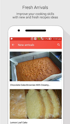Cake Recipes - screenshot