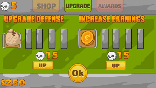 Zombie Defense 1.01.0 screenshots 5