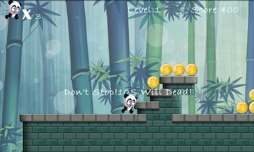 Budo Panda Run screenshot 6