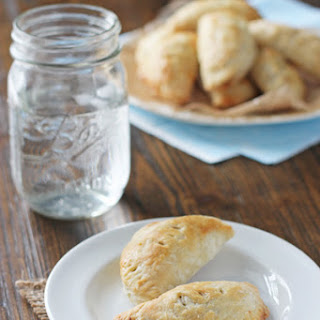Sausage, Pepper and Feta Hand Pies