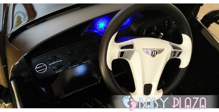 Siêu xe oto điện trẻ em Bentley 82100 11