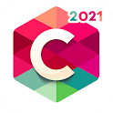 C launcher:DIY themes,hide apps,wallpapers,2021 icon