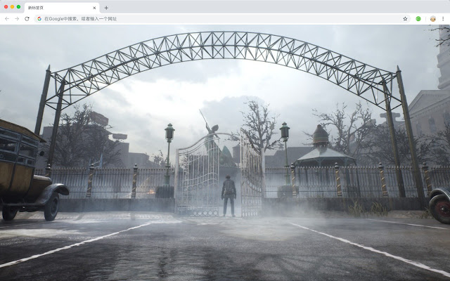 The Sinking City New Tab, Wallpapers HD