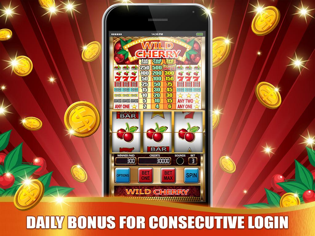 Wild Cherry Slot Machine Play Free
