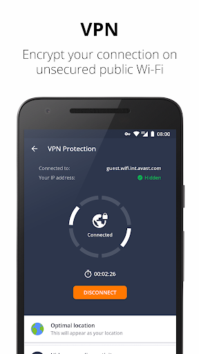 Avast Mobile Security 2018 - Antivirus & App Lock 6.11.4 5
