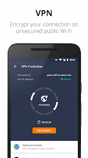 Avast Mobile Antivirus & Virenschutz 2018 Screenshot