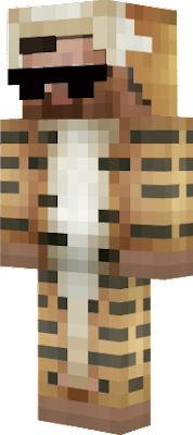 Oficial skin For Minecraft