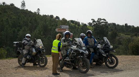 Las motos vuelven a rugir en Bentarique