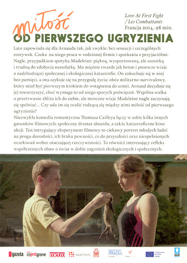 Tył ulotki filmu 'Miłość Od Pierwszego Ugryzienia'