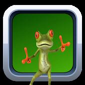 Crossy Frog Crossing Road