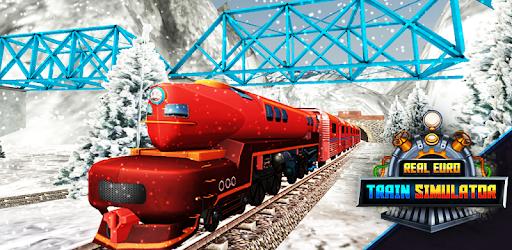 Real Euro Train Simulator Top 3D Driving Game 2019 - by Editors