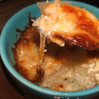Individual Cheesy Potatoes Gratin