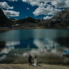 Fotógrafo de bodas Eduardo Calienes (eduardocalienes). Foto del 14.06.2018