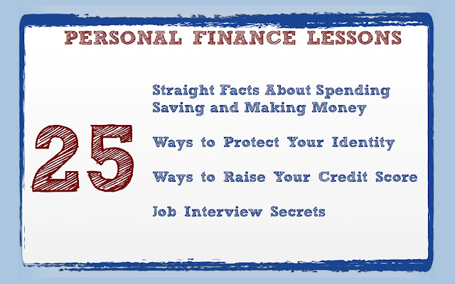 Common Cents Personal Finance Free Lessons