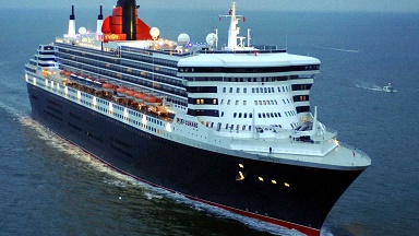 Sick British man airlifted from Queen Mary 2 off Durban coast