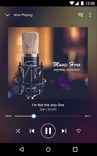 Music Player screenshot 19