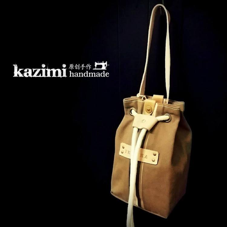 Handmade Bag by Kazimi Zakka