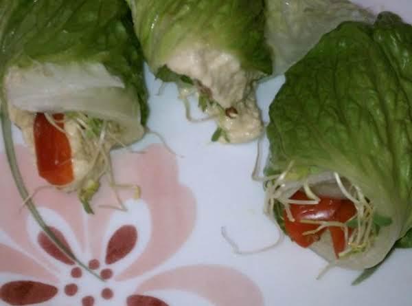 Romaine Wraps Recipe