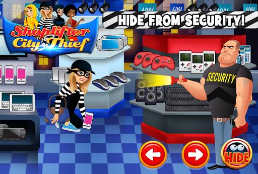 Shoplifter City Thief - Mall & Supermarket Robbery 1.7 screenshots 3