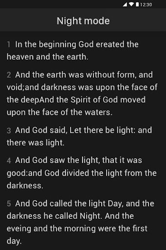 King James Bible (KJV) screenshot 19