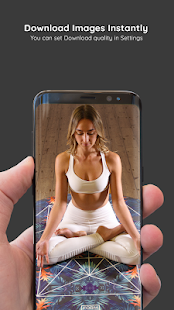 Yoga Wallpapers 4K PRO - Yoga Backgrounds HD Screenshot