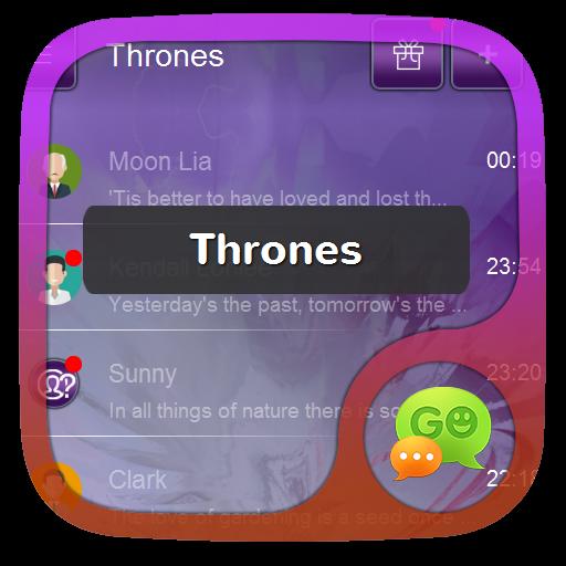 魂Tamashī GO SMS 個人化 App LOGO-APP試玩