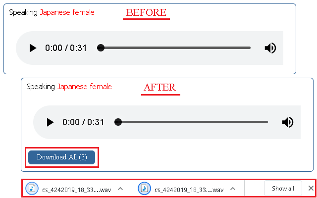 ImTranslator Text-to-Speech audio downloader