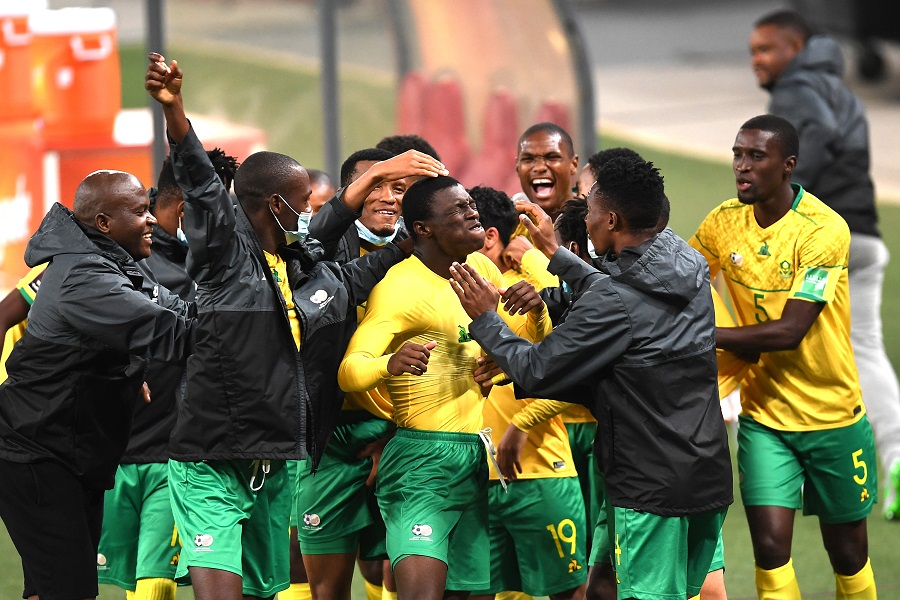 'Now we're going to win the World Cup' - SA celebrates Bafana's victory over Ghana
